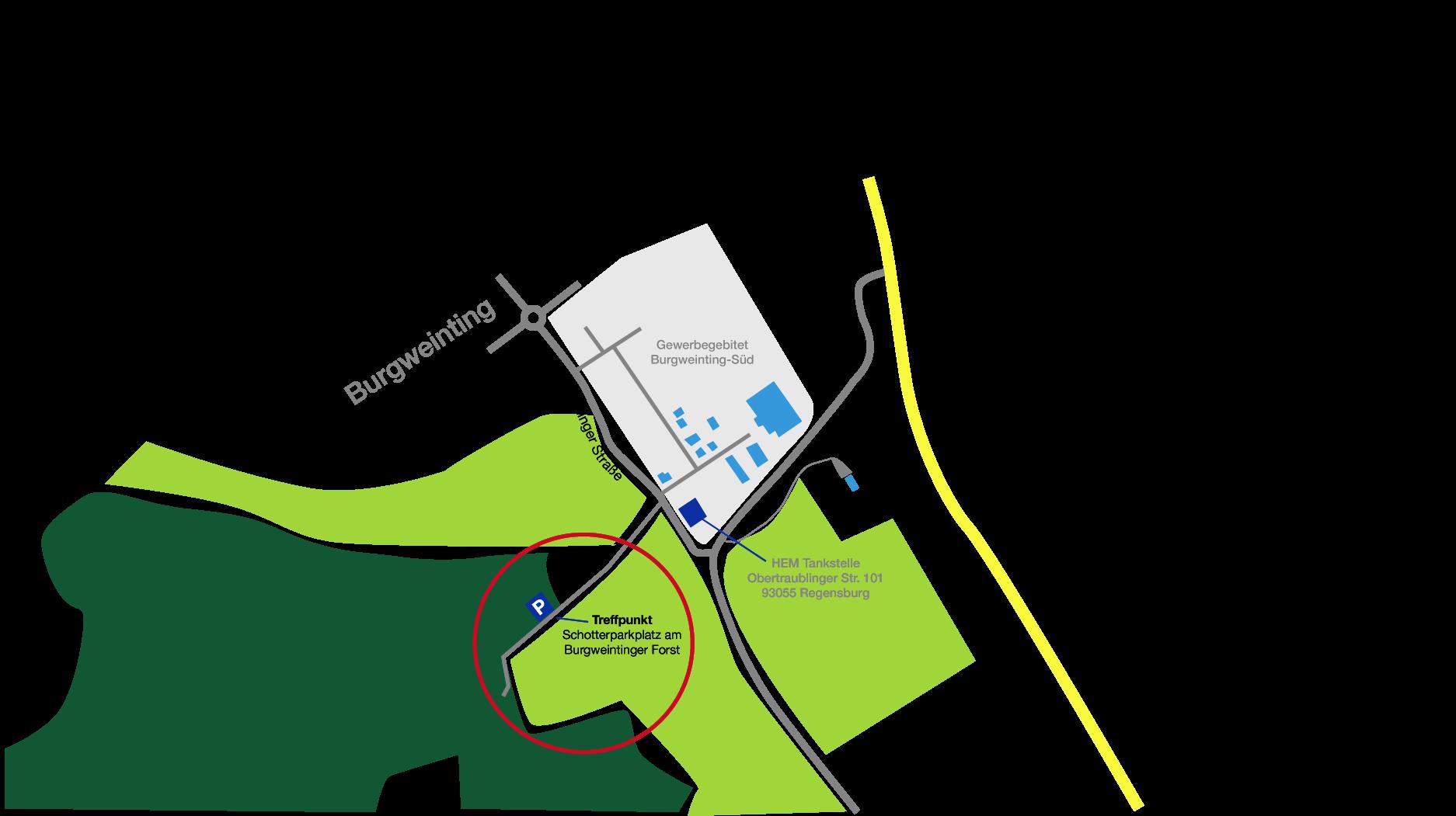 Burgweinting-Treffpunkt